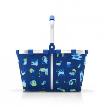 Carrybag XS Kids abc friends blue